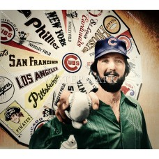 EF442 Bruce Sutter Chicago Cubs Colorized Photo